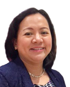 Dr Mary Sheryll Salazar-Salvia BSc MD MPh
